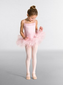 Capezio Ruffle Yoke Tutu Dress