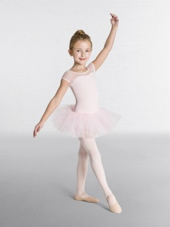 Capezio Keyhole Back Tutu Dress