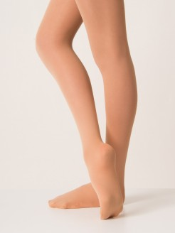 Capezio Adult Hold & Stretch Footed Tights