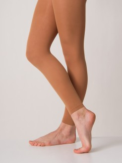 Capezio Ultra Soft Footless Tights - Adults