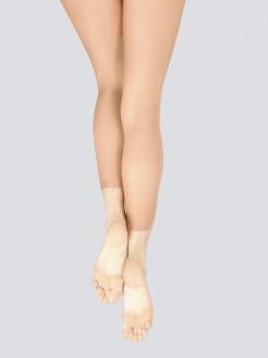 Capezio Ultra-schimmernde Strumpfhosen ohne Fuß