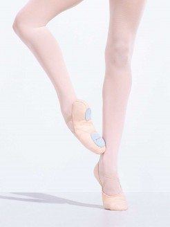 Capezio Juliet Canvas Ballet Shoe