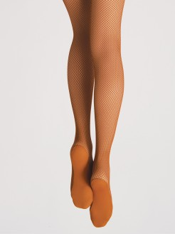 Capezio Adults Seamless Professional Fishnet Tights