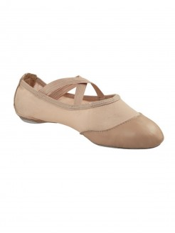 Capezio Breeze Schuhe mit geteilter Sohle