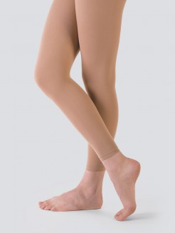 Capezio Essentials Footless Tights