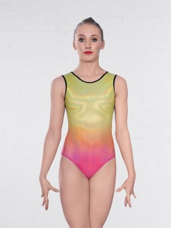 1st Position Estelle Keyhole Sleeveless Leotard