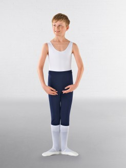 IDTA Boys Sleeveless Leotard