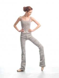Intermezzo Knitted Marl Jumpsuit