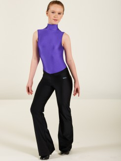 ISTD Tap V Front Nylon Jazz Pants - Main