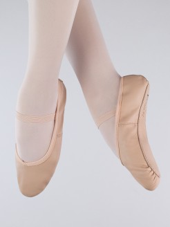 1st Position Premium Leather Ballet Shoes