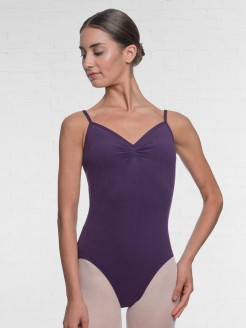 Lulli Camisole Cotton Dance Leotard Lourdes