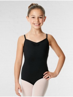 Lulli Sleeveless Microfiber Dance Leotard Malinda