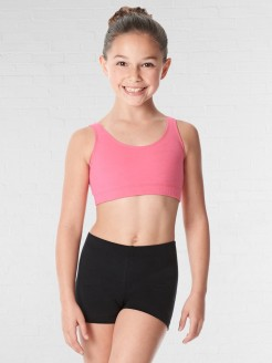 Lulli Brushed Cotton Dance Shorts Venus