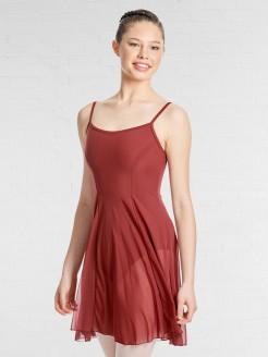 Lulli Short Mesh Dress Leotard Natalie