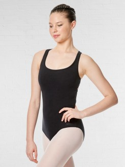 Lulli Tank Cotton Leotard Stella