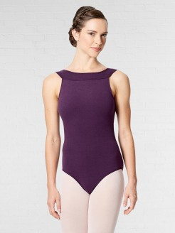 Lulli Tank Leotard Aneta with Cross Strap