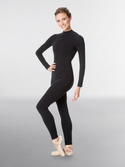 Lulli Long Sleeve Turtleneck Unitard Annabelle