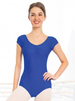 1st Position Lauren Cap Sleeve Leotard (Matt Nylon)