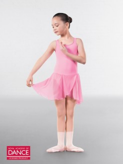 RAD Approved Sophia Princess Line Skirted Leotard