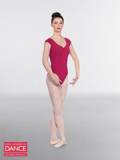 RAD Approved Leotard with Ruched Front