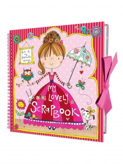 Rachel Ellen Very Lovely Princess Scrapbook