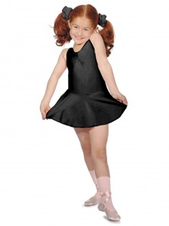 Roch Valley Sleeveless Skirted Leotard - Main