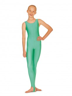 Roch Valley Nylon Lycra Sleeveless Stirrup Catsuit