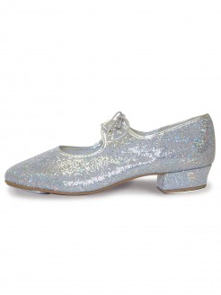 Roch Valley Hologram Low Heel Tap Shoe