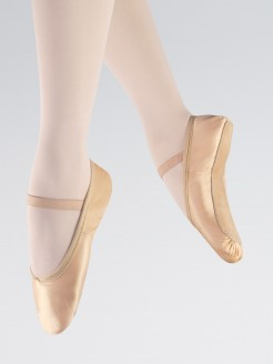 Basic Satin Ballet Shoes