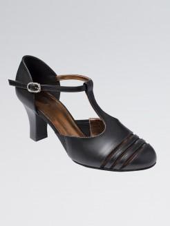 So Danca Elegant Elasticated Gussets Mesh Inserts Ballroom Shoes