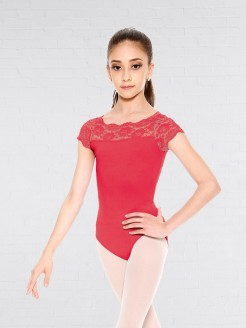 So Danca Child Top Laced Leotard