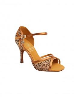 Supadance Leopard Latin Sandal