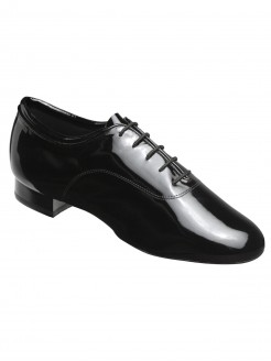 Supadance Mens Ballroom Patent Shoe