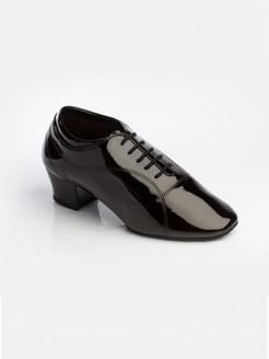 Supadance Boys Latin Patent Shoe