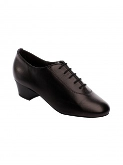 Supadance Boys Latin Leather Shoe