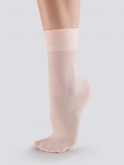Silky Super Soft Ballet Sock
