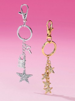 Stars Keyring - assorted designs - Main