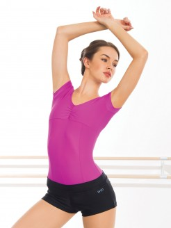 ISTD Modern Cap Sleeved Leotard