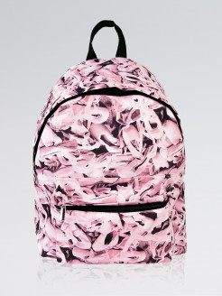 ForeverB Ballet Print Backpack