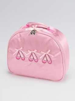 Katz Satin Ballet Shoes Vanity Case
