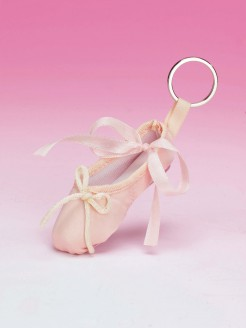 Katz Pointe Shoe Keyring