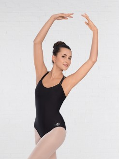 United Teachers of Dance Ellie Double Strap Leotard Matt Nylon