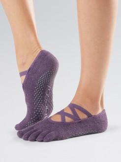 ToeSox Elle mit Zehen